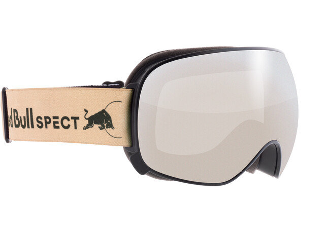 Red Bull SPECT Magnetron Goggles, black-frozen gold